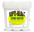 Septiblast septic tank cleaner