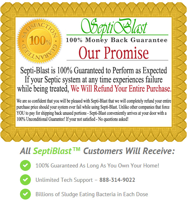 Our Septiblast company pledge to you.