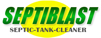 Septic Tank Cleaner Retina Logo