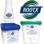RootX Foaming Root Killer - 2lb Jar w/Funnel & Free Ship!